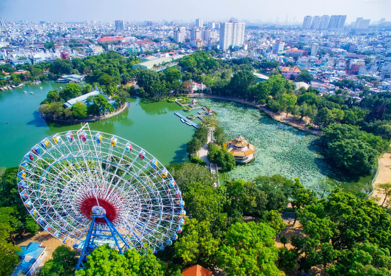 The Best Parks and Zoos in Ho Chi Minh City