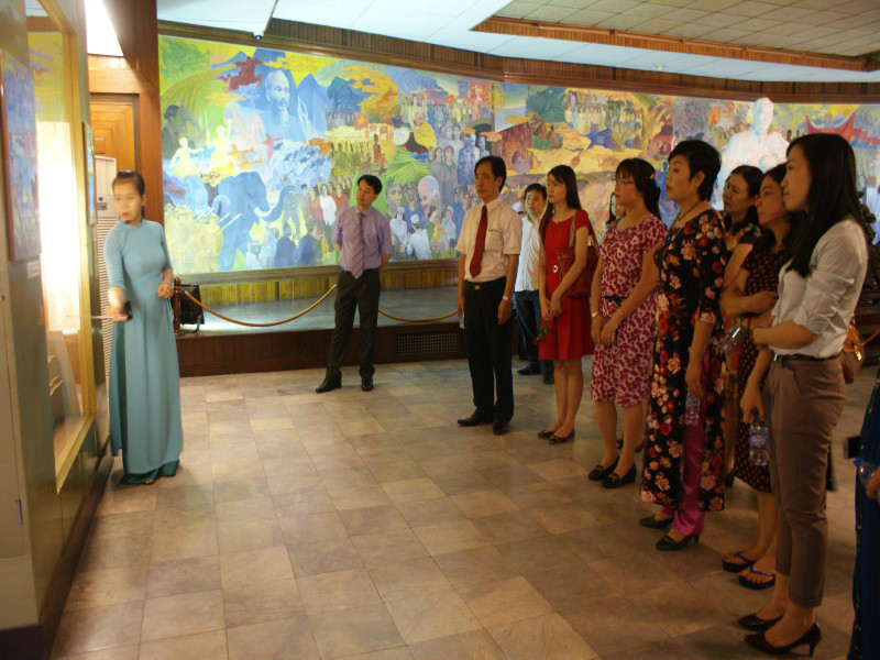 Southern Womens Museum ho chi minh Viet Fun Travel