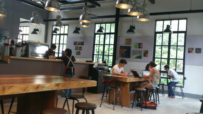 Top 7 nice Coffee Shops in Ho Chi Minh City