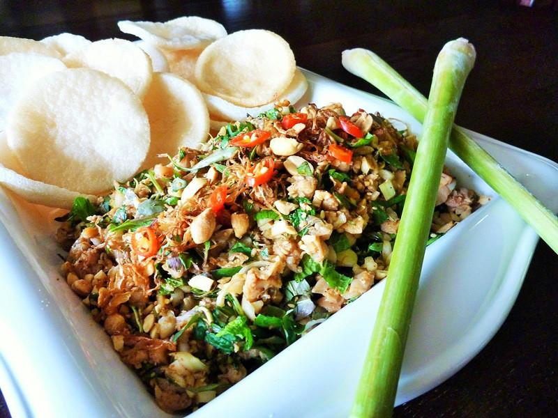 Baby basket clam rice Hue