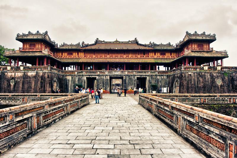Imperial Citadel Hue