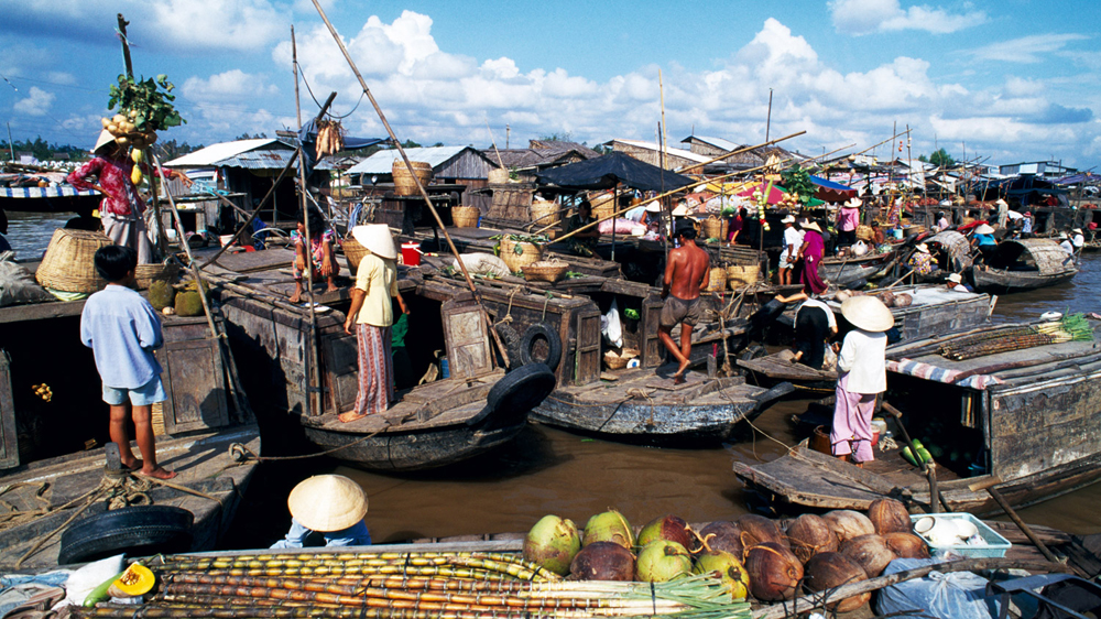 Things you should know about Cai Rang Floating Market in Mekong Delta