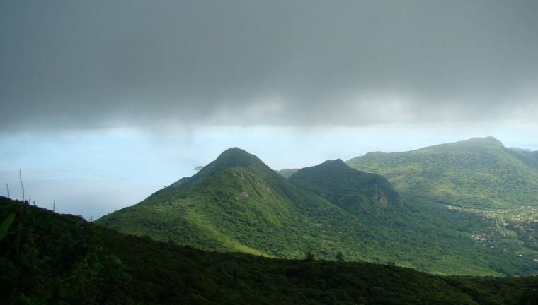 mount chua Phu Quoc National Park