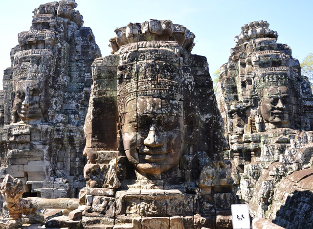 The great tourist destinations of Cambodia