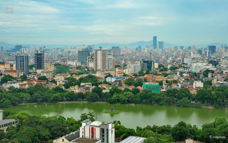 Best places to stay in Hanoi