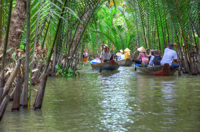 Best places to stay in Mekong Delta