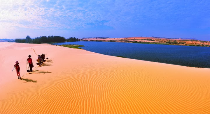 The best time to visit Mui Ne
