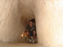 Cu Chi Tunnels Afternoon Half Day Tour By Boat