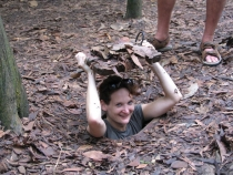 Cu Chi Tunnels Afternoon Tour By Bus