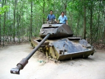 Cu Chi Tunnels Half Day Tour By Bus (Morning Tour)