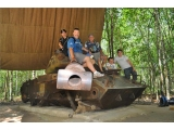 Sai Gon City - Cu Chi Tunnels Joining Tour 1 Day | Viet Fun Travel