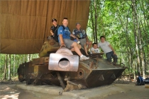 Ho Chi Minh City - Cu Chi Tunnels Joining Tour 1 Day