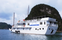 Halong Bay Tour Dragon Gold Cruise 3 Days 2 Nights