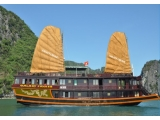 Galaxy Cruise Halong bay tour 2 days 1 night from Hanoi, Vietnam | Viet Fun Travel