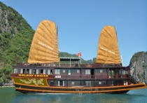 Galaxy Cruise – Halong bay tour 2 days 1 night