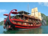 Poseidon Sail Cruise HaLong Bay Tour 2 Days 1 Night | Viet Fun Travel