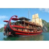 VF260 - Poseidon Sail – Halong bay tour 2 days 1 night