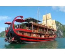 Poseidon Sail Cruise Halong bay tour 2 days 1 night