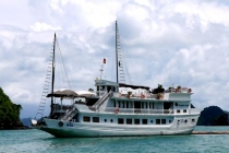 Tour Halong Bay Dragon Gold Cruise 2 Days 1 Nights