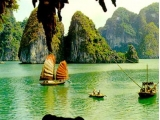 Luxury Imperial Cruise HaLong Bay Tours Vietnam 3 Days 2 Nights | Viet Fun Travel