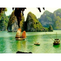 VF176 - Luxury Imperial Cruise HaLong Bay Vietnam 3 Days 2 Nights