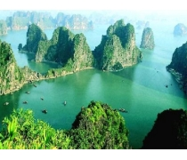 HaLong Bay – Cat Ba Island Cruise Tour 2 Days 1 Night