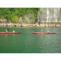 VF58 -  Halong Bay Vietnam Tours 2 Days On Glory Cruise