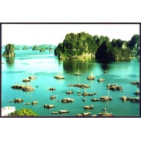VF56 - Hanoi To HaLong Bay Tours 2 Days 1 Night On Imperial Cruise