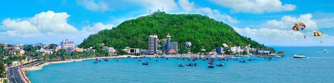Vung tau beach tour