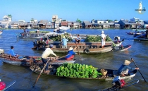 Mekong Delta Tour to Cambodia 3 Days (Cai Be - Vinh Long - Can Tho - Chau Doc - Phnompenh)