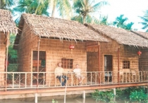 4 Days 3 Nights Mekong Delta Tour ( Homestay - Bungalow)