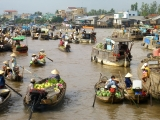 Mekong Delta Tour 2 Days | Tour On Le Cochinchine Cruise |  Depart From Can Tho