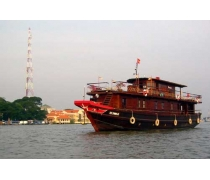 Mekong River Cruise Vietnam On Bassac - Depart From Cai Be