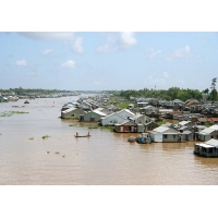 VF12 - Mekong Delta - Cambodia 2 Days 1 Night Tour (Cai Be - Chau Doc - Phnompenh)