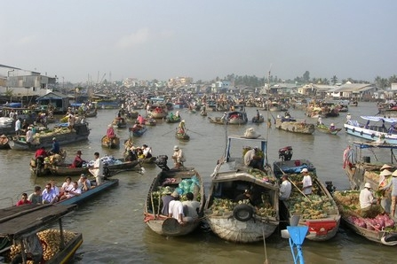 mekong delta tours 2 days 1 night