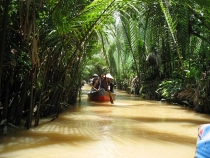 Around City - Cu Chi Tunnels - Mekong Delta-Cai Be Tour From Sai Gon 4-Day 3-Night