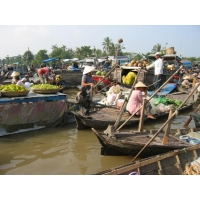 VF16 - Mekong Delta Tour to Cambodia 3 Days (Cai Be - Vinh Long -  Chau Doc - Phnompenh)