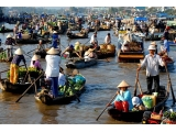 Bassac Cruise - Mekong Delta Tour 2 Days 1 Night  Depart From Caibe | Viet Fun Travel