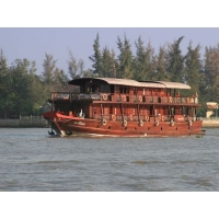 VF300 - Bassac Cruise Mekong Delta Tour (Can Tho - Cai Be - Can Tho) 3 Days 2 Nights