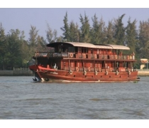 Bassac Cruise Mekong Delta Tour (Can Tho - Cai Be - Can Tho) 3 Days 2 Nights