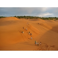 VF90 - Mui Ne Sunset Sand Dune Half Day Tour
