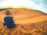 Mui Ne Sunset Sand Dunes Half Day Tour - Vietnam | White Yellow Sand dunes