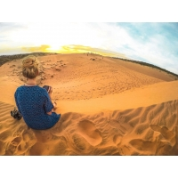 VF90 - Mui Ne Sunset Sand Dune Half Day Tour