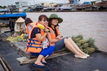 Mekong Delta Phu Quoc Tour 5 Days 4 Nights from Danang