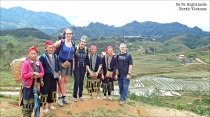 Sapa Medium Trekking 3 Days Tour From Danang