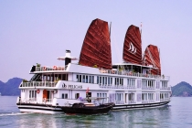 Tour Halong Bay On Pelican Cruise 2 Days 1 Night