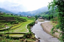 Sapa - Lao Chai - Ta Van - Giang Ta Chai - Cat Cat Villages Tour 2 Days