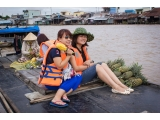 City - Cu Chi Tunnels - Mekong Delta Tour 4-Day 3-Night From Sai Gon