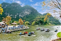 Hoa Lu Citadel - Trang An Ecological Area 1 Day Tour