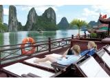 Tour Halong Bay on Lavender Cruise 2 Days 1 Nights | Viet Fun Travel
